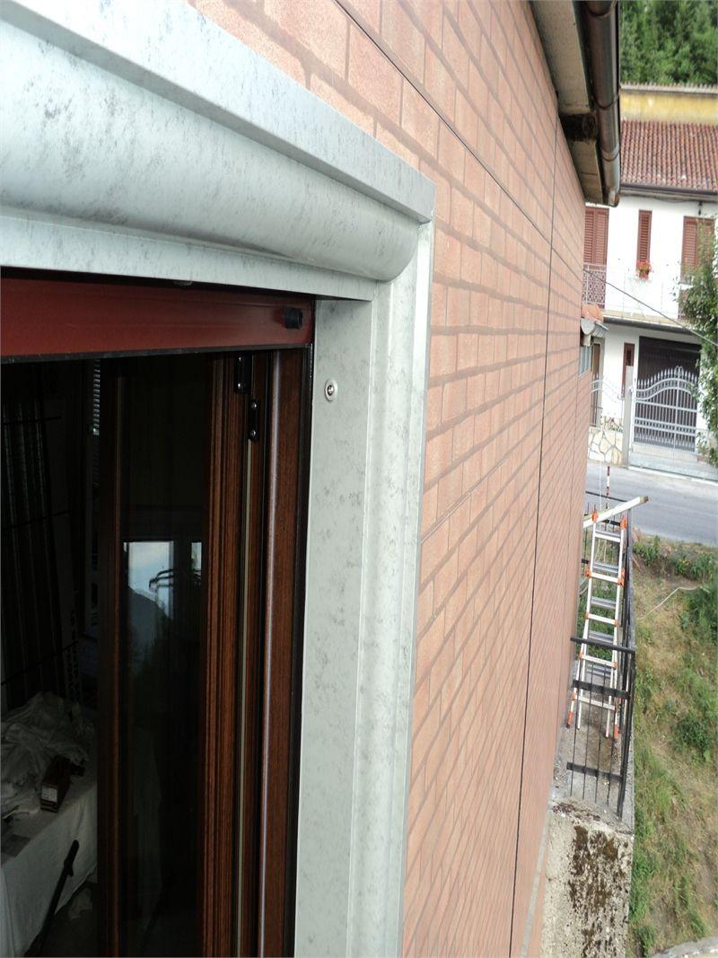 Lattoneria cirigliano rivestimenti imbotti di porte e - Porte e finestre lissone ...